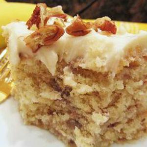 دستور پخت کیک موز