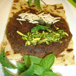 دستور پخت بریانی اصفهان (بریونی)