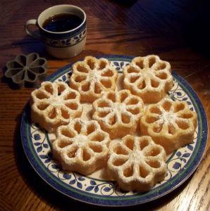 دستور پخت نان پنجره ای