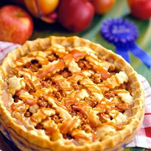 دستور پخت کیک پای سیب