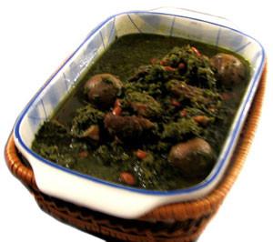 دستور پخت خورش قورمه سبزی