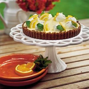 دستور آشپزی تارت میوه