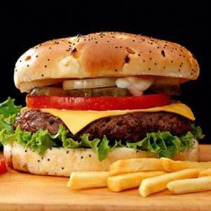 دستور آشپزی همبرگر با مایکروفر