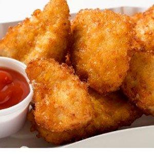 دستور آشپزی ناگت مرغ