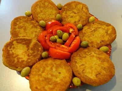 طرز تهیه شامی افطاری